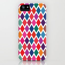 Party Colors iPhone Case