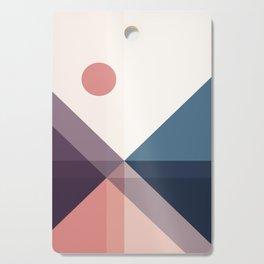 Geometric 1706 Cutting Board
