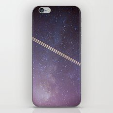 Boeing through the Milky Way iPhone & iPod Skin