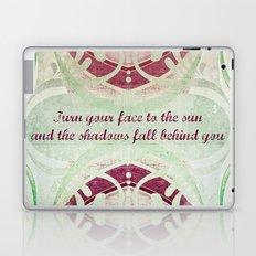 Saying Laptop & iPad Skin