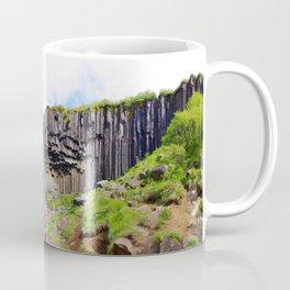 svartifoss Coffee Mug