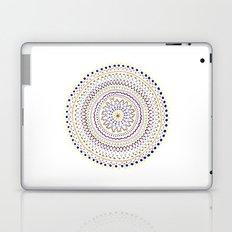 Mandala Smile A Laptop & iPad Skin