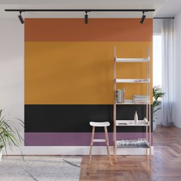 Contemporary Color Block I Wall Mural
