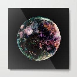 New Moon Metal Print