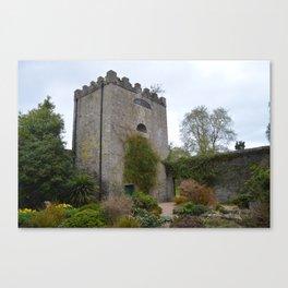 Walled Garden, Malahide Castle Canvas Print