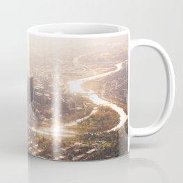 Autumn Cityscape Coffee Mug