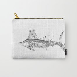 Fisherman Marlin Carry-All Pouch
