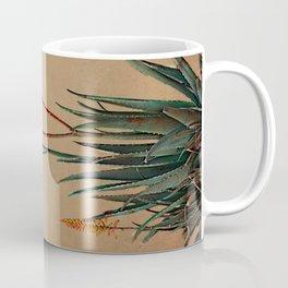 Blooming succulent Coffee Mug