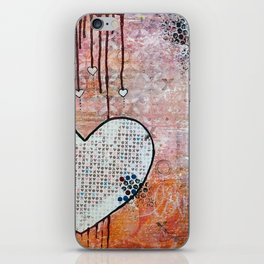 Valentine xoxox iPhone Skin