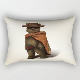 Clint Ewok Rectangular Pillow