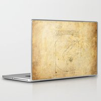 da vinci Laptop & iPad Skins featuring Break-Da (vinci) nce by boonheilig