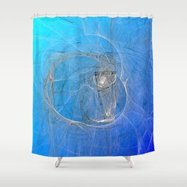 abstract lighteffects -8- Shower Curtain
