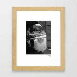 Centennial Arch Framed Art Print