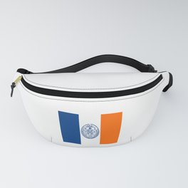American cities-  Flag of  new york Fanny Pack
