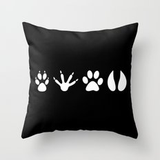 Messrs Throw Pillow