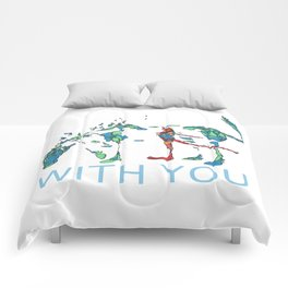 With You Comforters