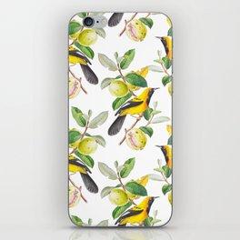 Birds #6 iPhone Skin