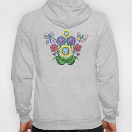 Butterfly Playground Hoody