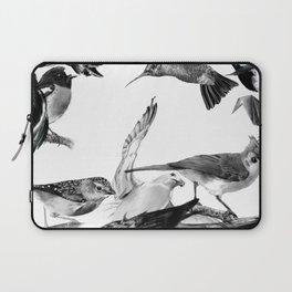 A Volery of Birds Laptop Sleeve