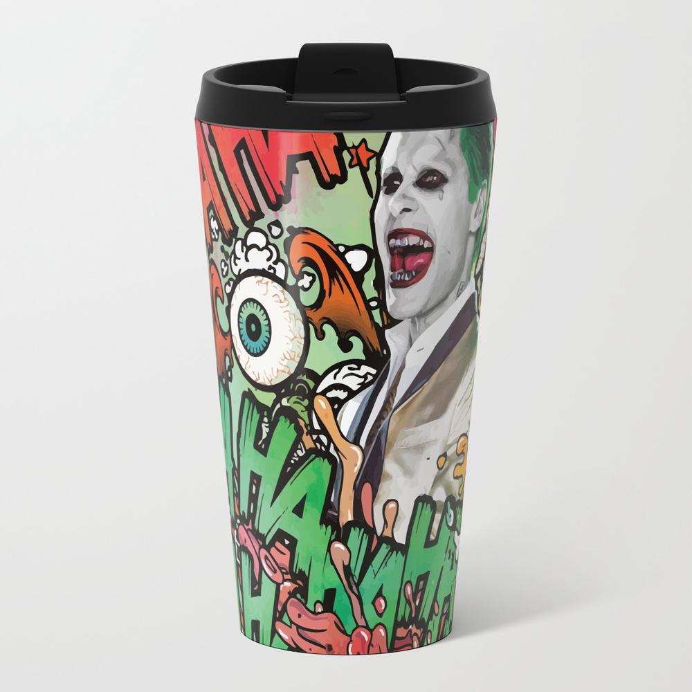 Joker Laughs Travel Mug TRM8875819