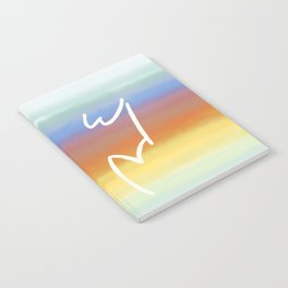 W&V Rises with the Sun Notebook