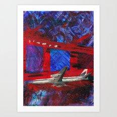 A1 Art Print