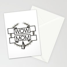 WOW MOM Stationery Cards