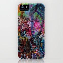 Africa iPhone Case