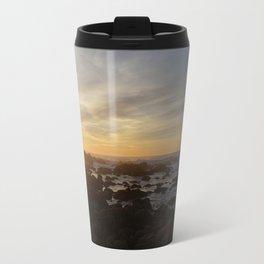 SUNSET - MONTEREY CALIFORNIA Travel Mug