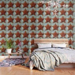 Bahama Mama Starfish Wallpaper