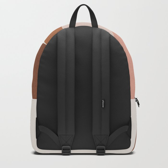 Abstract Stack II Backpack