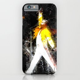 Hail the King Freddie iPhone Case