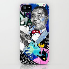 The Sound of New Orleans iPhone Case