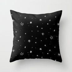 Dream of Stars Throw Pillow