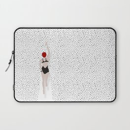 Swimming points Laptop Sleeve