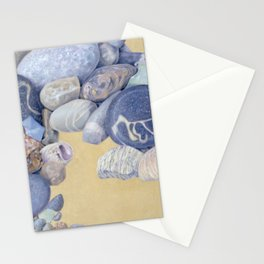 Beach Front I Stationery Cards