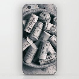 Collection of Corks. iPhone Skin