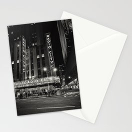 NYC series VII. -  Stationery Cards