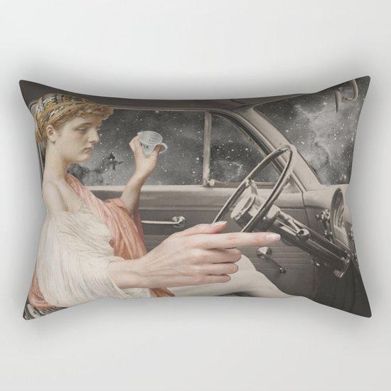 PRNDL Rectangular Pillow