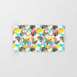 Army Of Cats Hand & Bath Towel