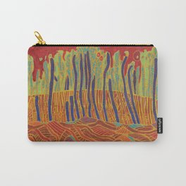 ABSTRACT FOREST 3 Carry-All Pouch