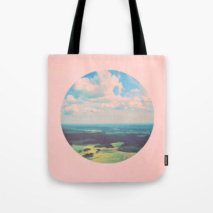 Earthy Pink Tote Bag