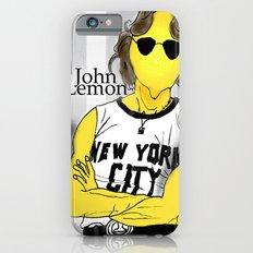 John Lemon iPhone 6s Slim Case