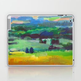 Beyond the Seven Hills Laptop & iPad Skin