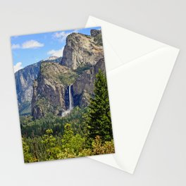 Bridaveil Falls Stationery Cards