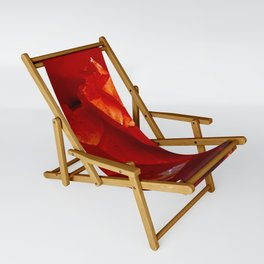 Perfect Imperfection Sling Chair