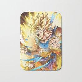 Dragon Ball - Goku Super Saiyan Bath Mat