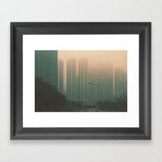 LOHAS park Framed Art Print