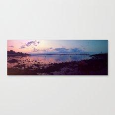 Portland, Maine (panoramic) Canvas Print