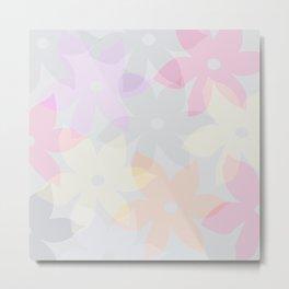 pattern  Metal Print